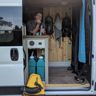 Van Life: The Learning Curve