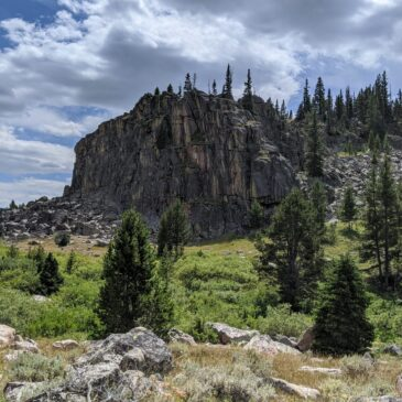 Exploring the Bighorn Mountains