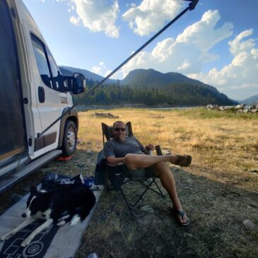 July 2021: Falling in Love with Montana